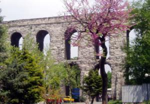 The Aqueduct of Valens, Istanbul, Turkey